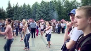 Флешмоб в День города (2012)