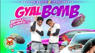 Bad Family - Gyal Bomb [Audio Visualizer]