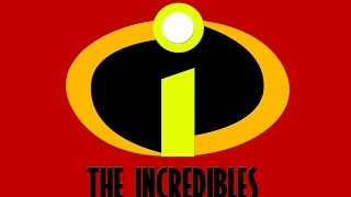 How to Draw the Incredibles Logo using Photoshop