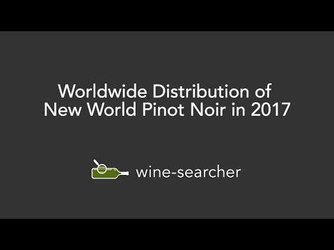 New World Pinot Noir Distribution