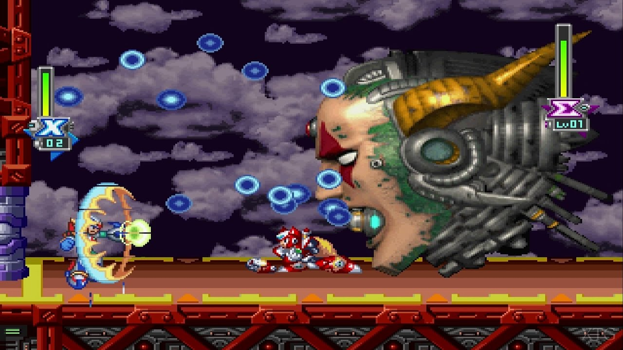 megaman x collection ps2 iso download