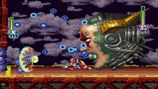 Mega Man X Collection PS2 Gameplay HD (PCSX2)