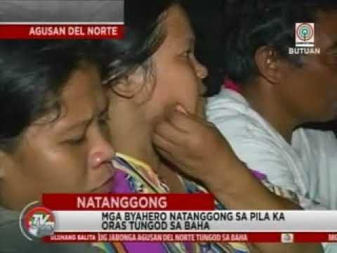 TV Patrol Caraga - Oct 17, 2017