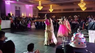 Niyati wedding dance