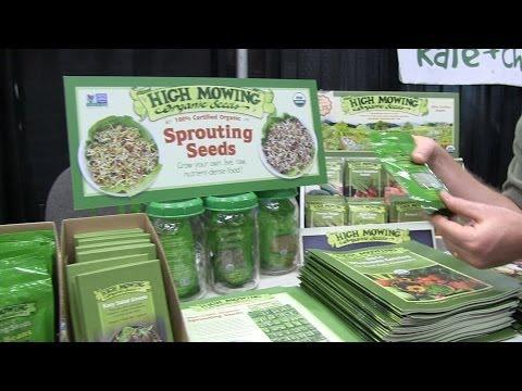 Organic Seeds for Gardening   High Mowing