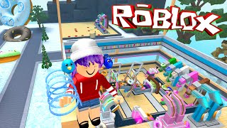 ROBLOX LET'S PLAY DONUT FACTORY TYCOON   RADIOJH GAMES