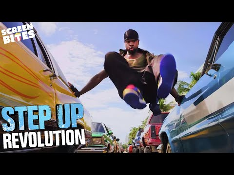 Step Up Revolution | The Opening Sequence | The Mob