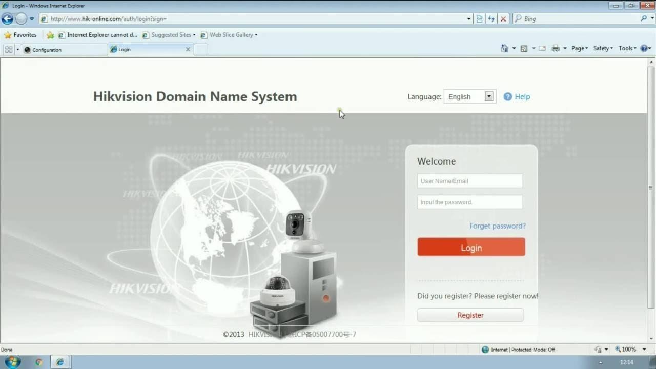 Hikvison Dvr / Nvr Live view Error How to Fix On Internet Explorer