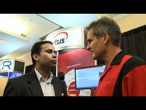 Vineet Tyagi interviewed at Strata New York 2011