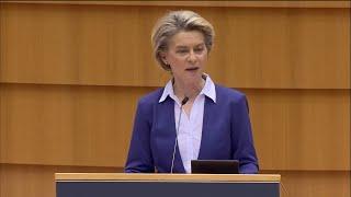 EU has a 'friend in the White House' again, says Ursula von der Leyen ahead of Biden inauguration