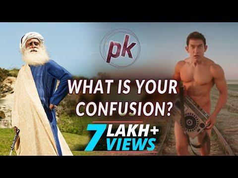 Sadhguru *CLARIFIES* PK's CONFUSION