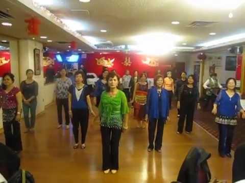 傻傻的爱 排舞 Sha Sha De Ai  Line Dance