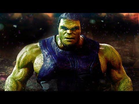 Hulk DELETED Alternate Infinity War Ending FINALLY Revealed By Marvel