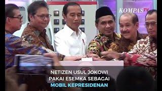 Netizen Usulkan Jokowi Pakai Esemka sebagai Mobil Kepresidenan
