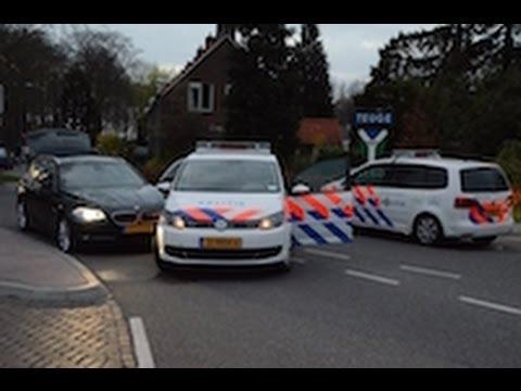(New)Wegmisbruikers 2016 - Achtervolging GESTOLEN voertuig Rotterdam Zuid