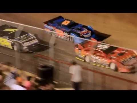 Randolph County Raceway ~ Late Models ~7/16/16 - dirt track racing video image