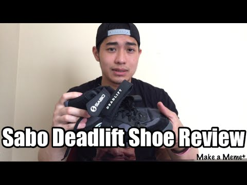 Sabos Review: Best Deadlift Shoe?