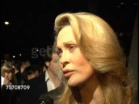 Faye Dunaway Interview 1995