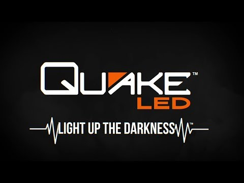 Quake LED  - Light Up the Darkness Jeep Promo