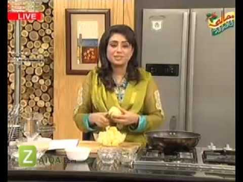 Aloo Masala Dosa, Crunchy Cashew Nut Qulfi And Sohana Chicken Tikka by Rida Aftab   Zaiqa