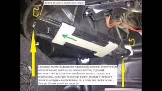 видео Воздушный фильтр на Mercedes C-Class W202, W203, W204 - 1.8, 2.0, 2.1, 2.2, 2.3, 2.4, 2.5, 2.6, 2.7, 2.8, 3.0, 3.2, 3.5, 3.6, 4.3, 5.4, 6.2 л. – Магазин DOK