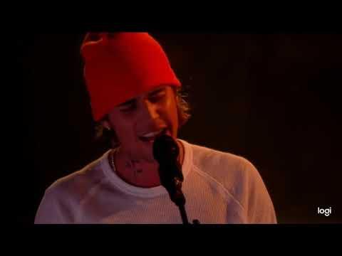 Justin Bieber   FULL Performance in Triller Fight Club