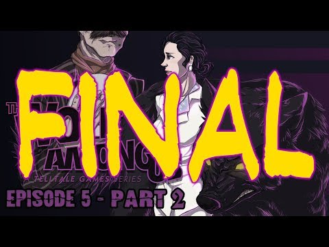 Cry Plays: The Wolf Among Us [Ep5] [P2] [Final]