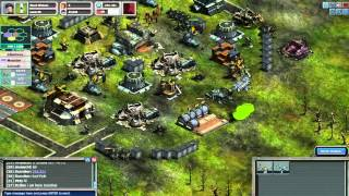 Beating lvl-30 Rogue Faction - War commander part 2