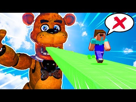 FIVE NIGHTS ESCAPE AT FREDDY'S OR DIE! 🐻😱 (FNAF) ESCAPE OF THE NON-PREMIUM BEAST MIKECRACK