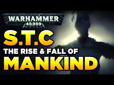 40K - THE RISE AND FALL OF MANKIND - STC / STONE, GOLD & IRON MEN - WARHAMMER 40,000