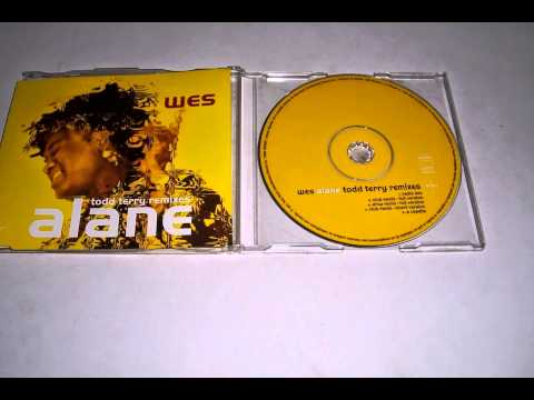 WES ALANE TODD TERRY CD