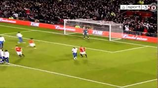 Cristiano Ronaldo Free Kick Vs Portsmouth Sky Sports Commentary 2008 HD