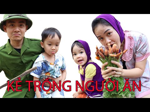 Socola Trồng cà rốt - Su Phá Đám - Su Family
