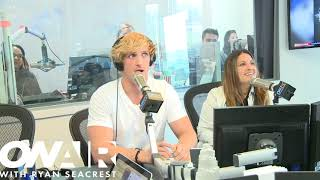 Logan Paul Full Interview and KIIS Campus | On Air with Ryan Seacrest