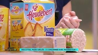Biscottes, pains grillés : à consommer avec modération ? - Le Magazine de la santé