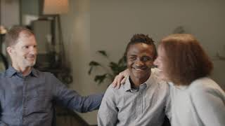 Forced to Flee: Shadrick's Story
