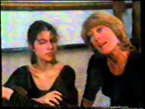 CATS - Gillian Lynne - 1981 London Documentary