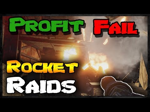 USING ALL OUR  ROCKETS  - Profit or Fail #42 | Rust Raids