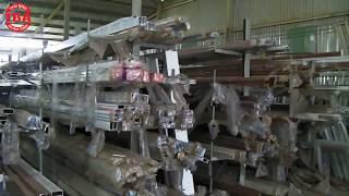 Xưởng sản xuất - lắp ráp nhôm Hyundai