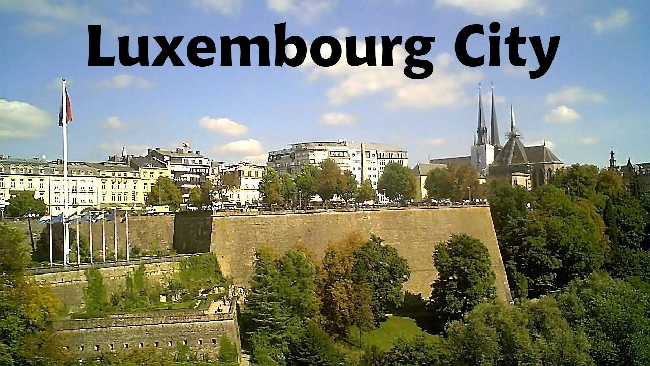 Luxembourg capital city youtube luxembourg capital city altavistaventures Choice Image