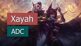 League of Legends - Xayah (ADC)