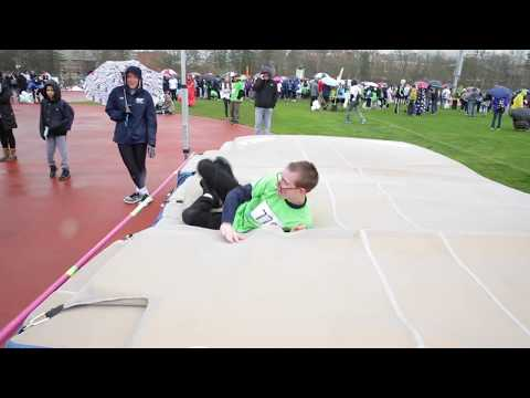 Special Olympics athletes compete in Area M games at Messiah College