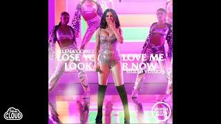 Selena Gomez - Lose You To Love Me / Look At Her Now (AMA's Studio Version / Audio)
