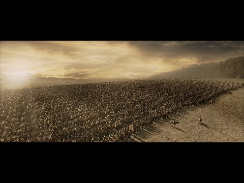Top 5 Lord Of The Rings Scenes That Will Give You Goosebumps