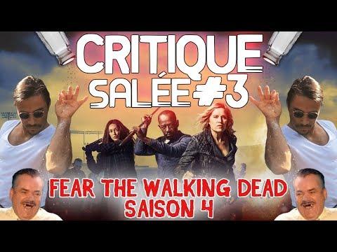 Download Critique Salée #3 - FEAR THE WALKING DEAD SAISON 4