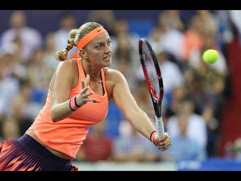 2016 WTA Elite Trophy Zhuhai Semifinals | Petra Kvitova vs Zhang Shuai | WTA Highlights