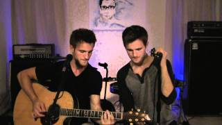 Lifehouse - Everything Acoustic Cover (By Josh and Jeremiah)