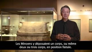 Le larnax du XIVe siècle avant notre ère