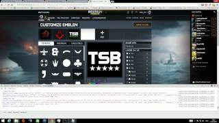 code for the emblem