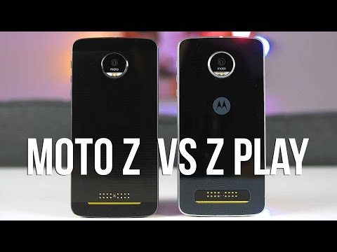 Moto Z vs Moto Z Play Review: Which One Should You Buy?
